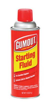 Gumout Starting Fluid