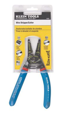 Klein Tools 7-1/8 in. L Wire Stripper/Cutter