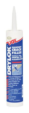 UGL DRYLOK 57 VOC Masonry Crack Filler Gray 10.5 oz.