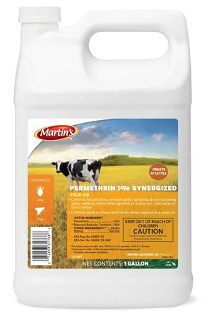 Permeth 1G Syng Pour-On Gallon