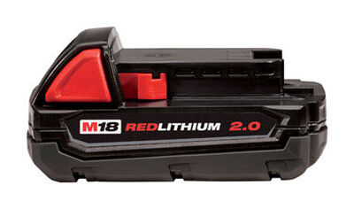 Milwaukee M18 18 volts Red Lithium Battery Pack