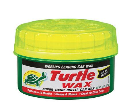 Turtle Wax Super Hard Shell Wax Automobile Wax 9.5 oz.