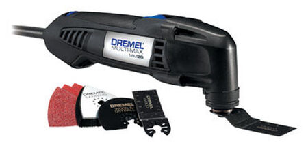 Dremel Multi-Max Corded Oscillating Tool Kit 120 volts 2.3 amps 21 000 opm