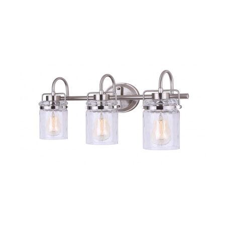 Light CA Vanity Arden 3lt BN