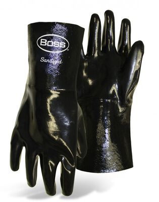 Glove Chemical Neoprene L 12""