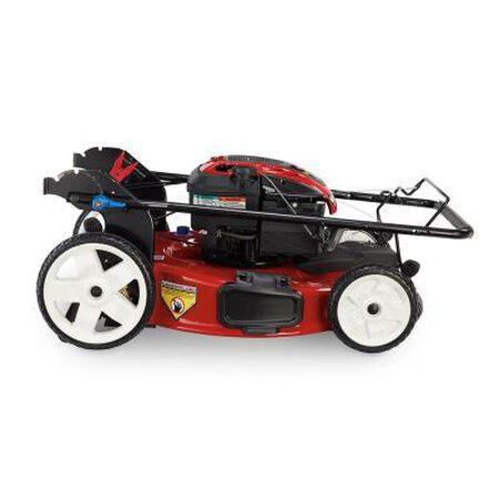Toro Briggs & Stratton 22 in. 163 cc Self-Propelled Lawnmower Mulching Capability