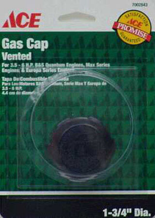 Ace Gas Cap For For B and S 4-5.5 HP Quantum Engines and 3.5-4 HP Max Engines