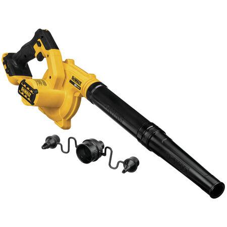 DeWalt 135 mph 100 CFM 20 V Battery Handheld Blower Tool Only