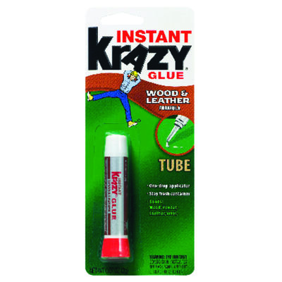 Instant Krazy Glue Wood and Leather 2