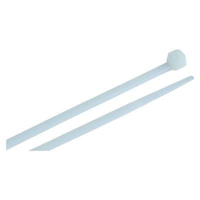 Gardner Bender 6 in. L White Cable Tie 100 pk