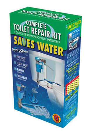 Danco Toilet Repair Kit 13-3/4 in. H x 15-3/4 in. L Plastic