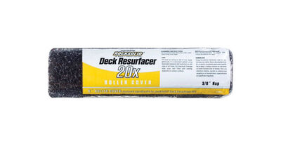 RockSolid Deck Resurfacer 20X Paint Roller Cover 3/8 L x 9 in. W 1 pk