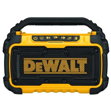 DeWalt 20V MAX Lithium-Ion Jobsite Bluetooth Speaker 1 pc.