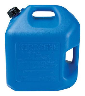 Midwest Can Plastic Kerosene Can 5 gal.