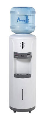 Avanti Dispenses Hot Water Dispenses Cold Water Top-Loading Water Dispenser White