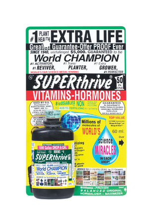 Superthrive Plant Supplement 2 oz.