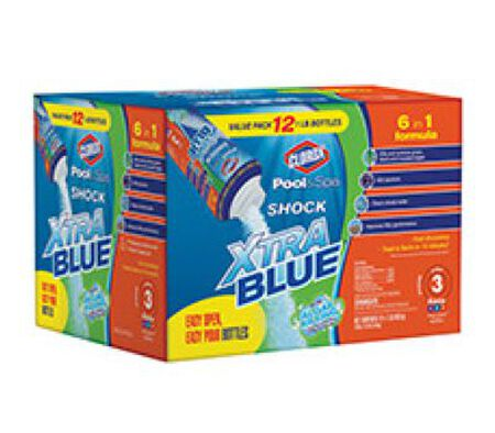 Clorox Pool&Spa Shock XtraBlue