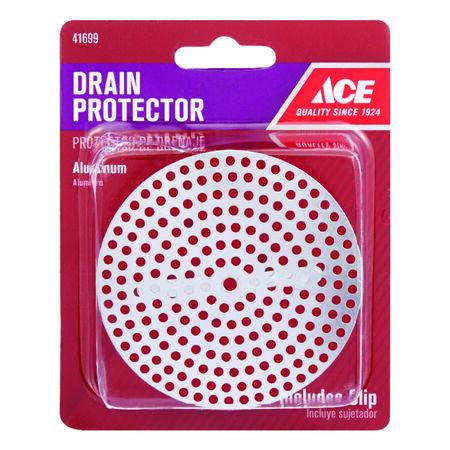 Ace 1-5/8 in. Dia. Sink Drain Protector Aluminum