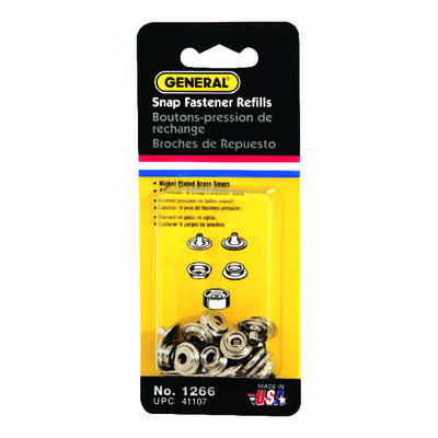 General Tools Snap Refill Solid Brass