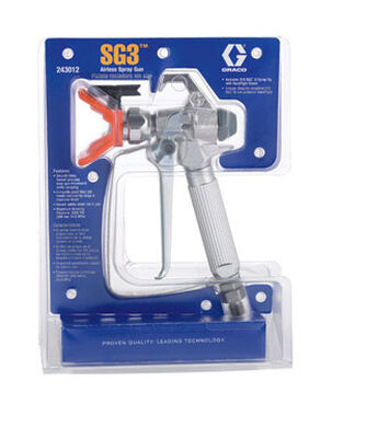 Graco SG3 Airless Spray Gun 3600 psi Metal Airless 10.75 in. H x 8 in. W