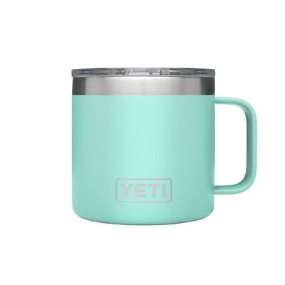 YETI Rambler Stainless Steel Seafoam Insulated Mug 1 pk 14 oz.