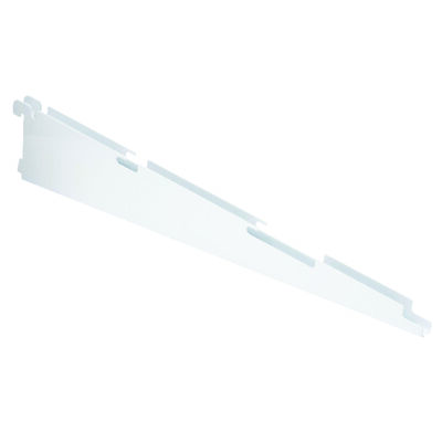 Rubbermaid 16 in. L Wire Shelf Bracket White