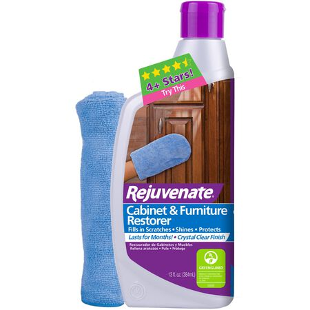 Rejuvenate 13 oz. Cabinet & Furniture Restorer