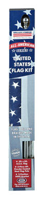 Valley Forge American Flag Kit 3 ft. H x 5 ft. W