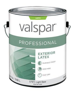 Valspar Contractor Professional Exterior Latex Paint 1 gal.