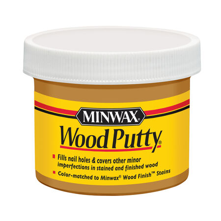 Minwax Golden Oak Wood Putty 3.75 oz.