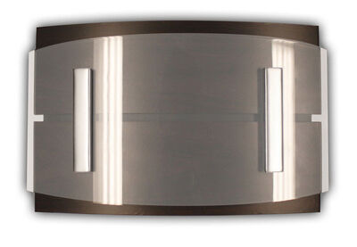 Heath Zenith Dark Wood Wireless Door Chime Kit