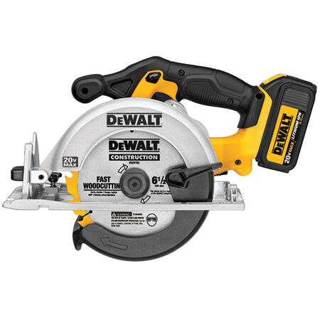 20V MAX* Lithium Ion Circular Saw Kit