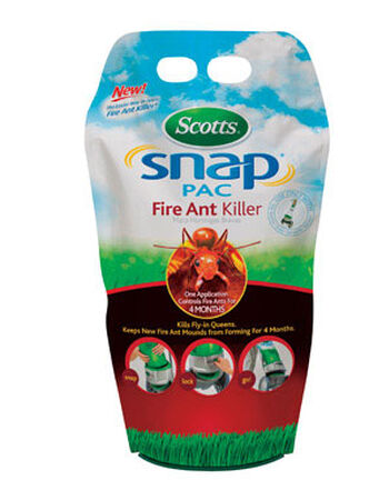 Scotts Fire and Killer Snap Pac Insect Killer For Fire Ant 15.4 oz.