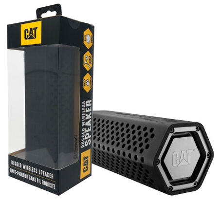 CAT® BLUETOOTH® RUGGED WORKSITE SPEAKER