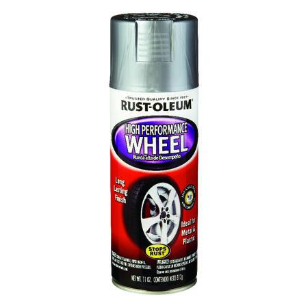 Rust-Oleum Automotive Gloss Steel Ultra High Heat Spray 11 oz.