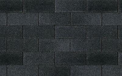 Roof Supreme 3 tab Onyx black