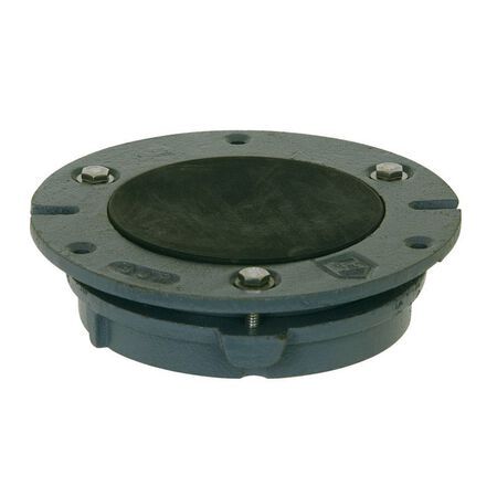 Sioux Chief Cast Iron Closet Flange 4 in.