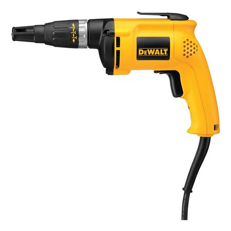 5,300 rpm High Speed VSR Drywall Screwgun
