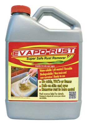 Evapo-Rust 32 oz. Rust Stain Remover