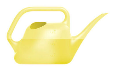 Fiskars 1.5 L Resin Yellow Watering Can