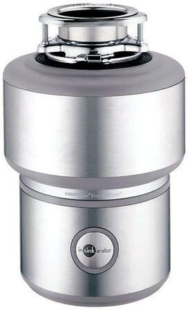 InSinkErator Garbage Disposal 1 hp Stainless Steel/Light Gray