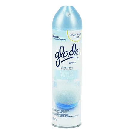 Glade Air Freshener Powder Fresh 8 oz.