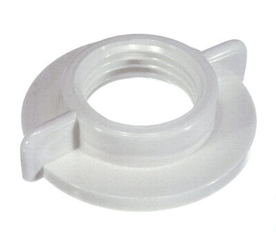 Danco Plastic Faucet Locknut 1/2 in. Dia.