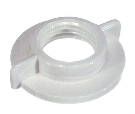 Danco Plastic Faucet Locknut 1/2 in. Dia.