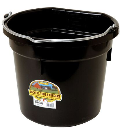 Little Giant Bucket 20 Black