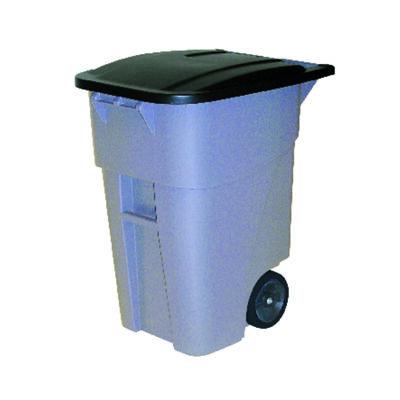 Rubbermaid BRUTE 50 gal. Plastic Garbage Can