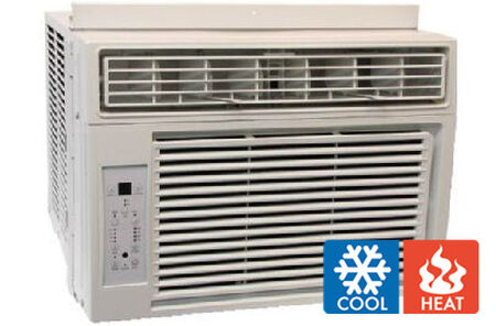 Air Conditioner 8000 BTU 115V with Heat