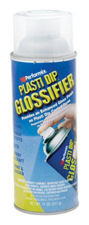Performix Plasti Dip Glossifier Spray Gloss Clear 11 oz.