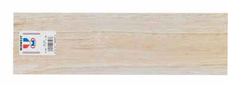 Midwest Products Balsawood Sheet 3/32 in. x 4 in. W x 3 ft. L