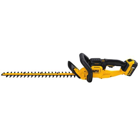 DeWalt 22 in. 20 volt Battery Hedge Trimmer